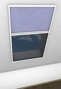 Plissee Mit Sonnenschutz : dachfenster sonnenschutz ~ Markanthonyermac.com Haus und Dekorationen