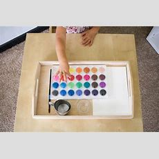 Exploring Montessori Language Work From Ages 2 To 3
