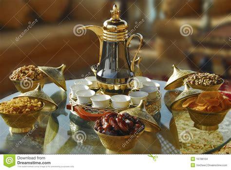 arabische theepot stock foto afbeelding bestaande uit