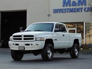 2001 Dodge Ram 2500 Quad Cab 4x4 5 9 L Cummins Diesel    6