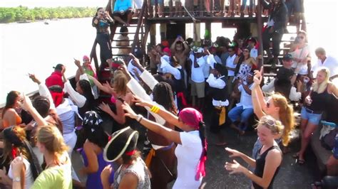 Pirate Party Boat by Pirate Party Boat Dominican Rep Youtube