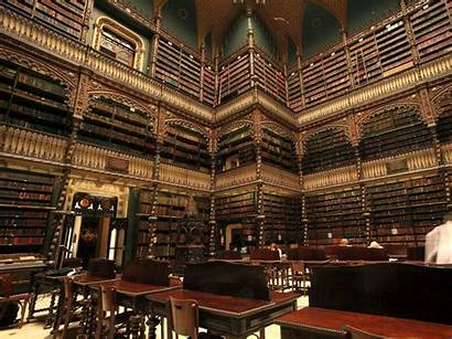 Libraries Reading Royal Portuguese Greatest Around Worlds