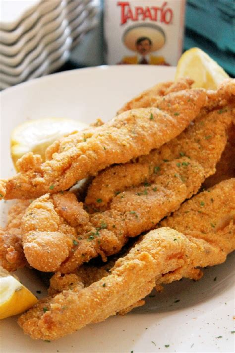 fried fish southern fish fry creole contessa