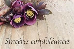 condolences card carte de condoléances photo 42152013