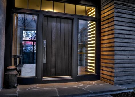 Large Exterior Doors by Choosing Contemporary Front Door Designs And Styles Home