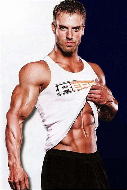 Male Ben Booker Fitness Bodybuilding Ence Abs