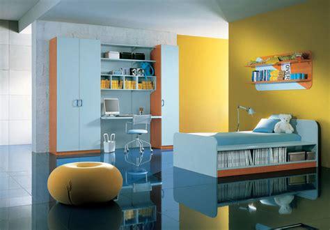 Light Blue And Yellow Kids Room Ideas-interior Design Ideas