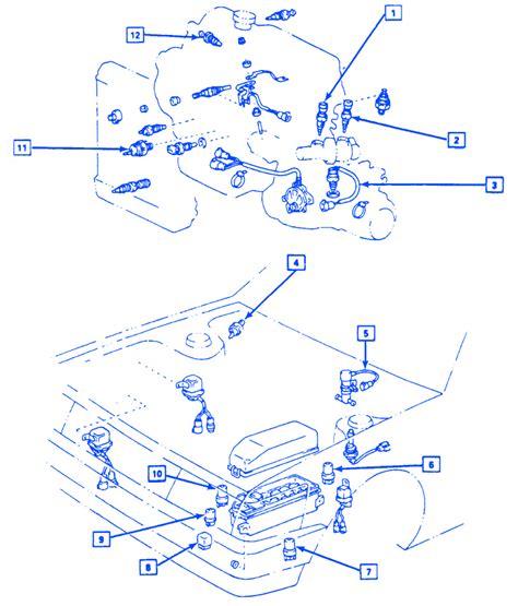 Chevrolet Camaro Electrical Circuit Wiring