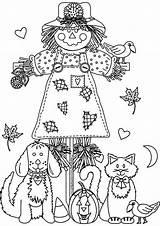 Fall Coloring Pages Printable sketch template