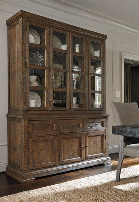 Hutch Sideboard Buffet by The Strumfeld Buffet China Cabinet Is Storage That Adds