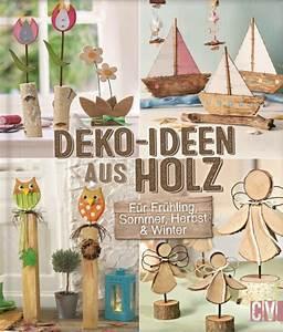 Deko Ideen Aus Holz Fr Frhling Sommer Herbst Winter