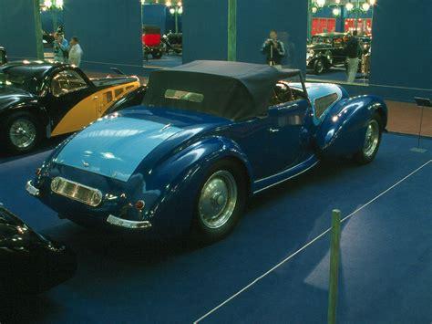 1938 Bugatti Type 59/50b Iii