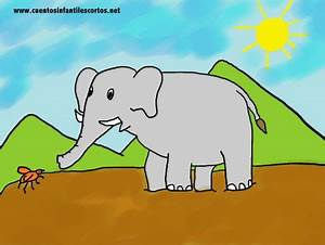 Short Story BABY ELEPHANT Short Stories in English