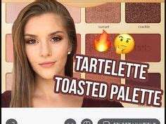 tarte toasted palette images   makeup
