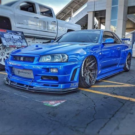 Local to us, this female owned, maintained. Nissan R34 Skyline - carporn in 2020 | Nissan r34, R34 skyline, Nissan