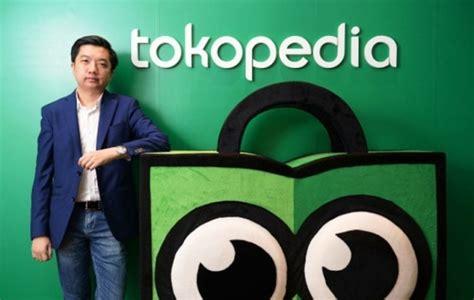 william tanuwijaya  siantar pendiri tokopedia raih