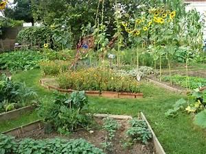 lovely allee de jardin potager 2 passez au potager With idee amenagement jardin de ville 7 passez au potager paysager
