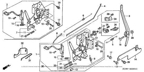 Honda Engines Gxv Nta Engine Usa Vin Gjab