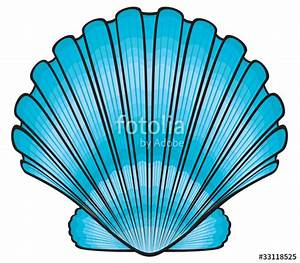 """Vector Seashell"" Stock image and royalty-free vector ..."