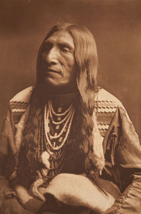 The Man Who Documented The First Americans