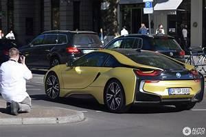 Bmw I8 Protonic Frozen Edition : bmw i8 protonic frozen yellow edition 8 mai 2018 autogespot ~ Gottalentnigeria.com Avis de Voitures