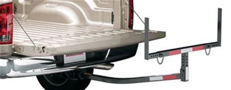 lund bed extender lund 601021 hitch rack truck bed extender available via