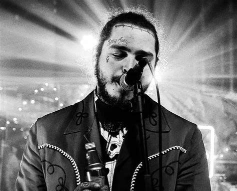 This Generator Tells You What Your Post Malone Album Name