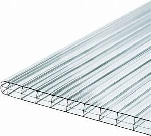 Plaque Alvéolaire Pour Toiture : toiture plastique transparent plaque toit guehenno online ~ Edinachiropracticcenter.com Idées de Décoration