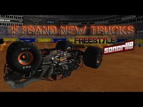 monster truck show in atlanta rigs of rods monster jam 15 new trucks freestyle