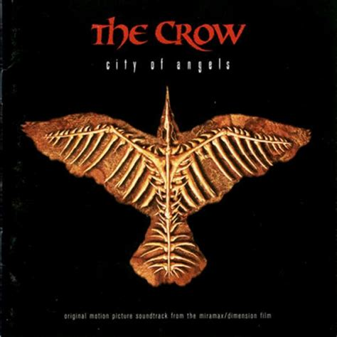 The Crow City Of Angels Original Motion Picture Soundtrack