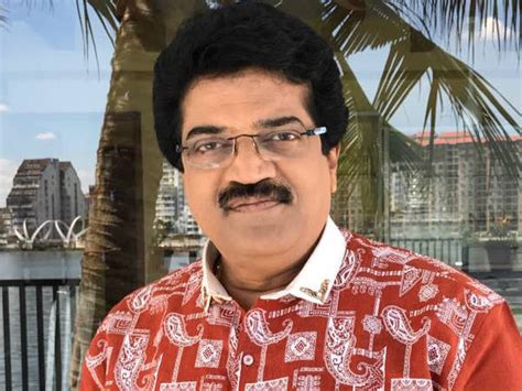 Enquiry Against M G Sreekumar