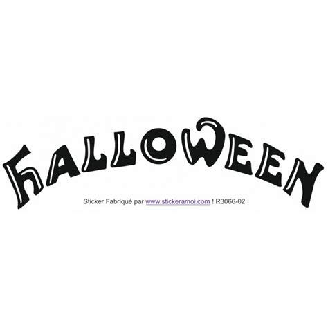 sticker halloween univer halloween etiquette autocollant