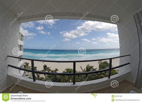 Caribbean Sea Stock Photo Image Of Panorama Shore Beach