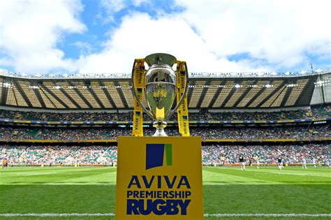 Rugby Union live streaming: Watch the Aviva Premiership ...