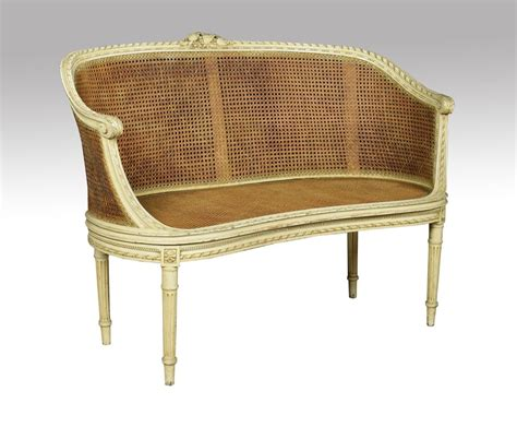 canape style louis xvi style canape settee antiques atlas