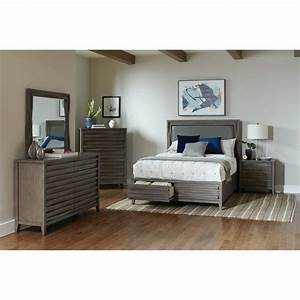 The, Gray, Barn, Pegasus, Dark, Taupe, 5-piece, Bedroom, Set, -, Overstock