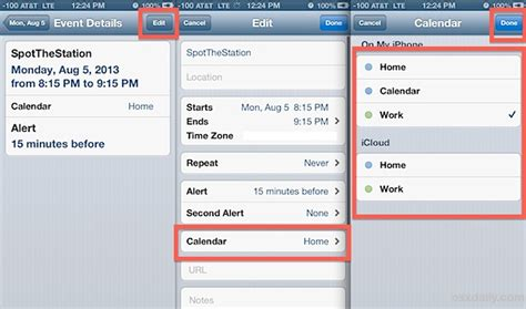how to calendar on iphone use the ios calendar smarter faster with these 5 tips