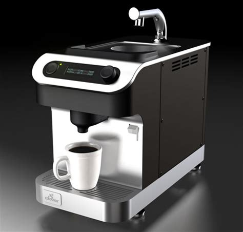 Starbucks coffee machine picture of super 8 by wyndham austin. Portland's Top Coffee Roaster Dumps the Clover, and Why This Matters to Product Design - Core77
