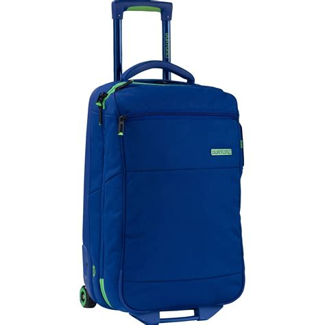 Burton Wheelie Flight Deck Luggage Bag by Burton Wheelie Flight Deck Bag Evo