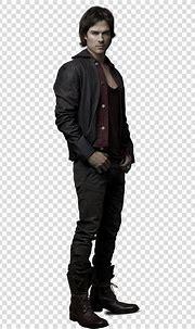 Damon Salvatore Elena Gilbert The Vampire Diaries, Season ...