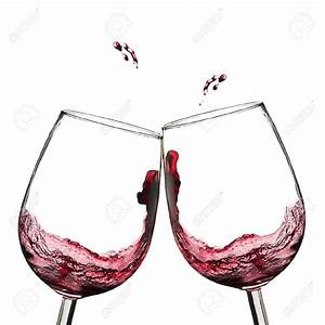 Wine Glasses Toasting Clip Art (59+)