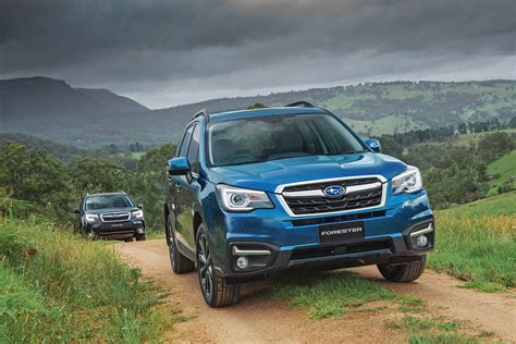 subaru forester 2016 subaru forester pricing and specifications photos