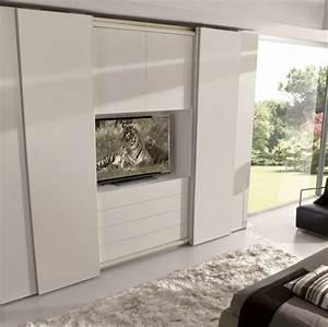 Armadio Camera Da Letto Con Tv ~ Design casa creativa e mobili ispiratori