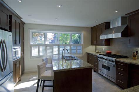 Modern Classic Kitchen  Contemporary  Kitchen Toronto