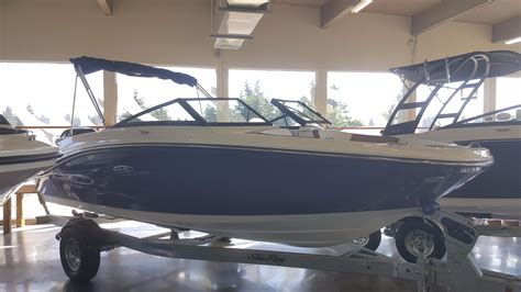 Sea Ray Boats In Fife Wa by 2018 Sea Ray Spx 190 Ob Power Boat For Sale Www