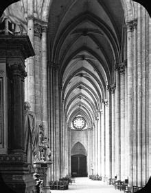 Amiens Cathedral Wikipedia