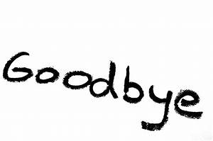 TRIBEWORK: When It's Time to Say Goodbye