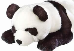 Grosse Peluche Panda : peluche panda couch wild republic 78 cm ~ Teatrodelosmanantiales.com Idées de Décoration