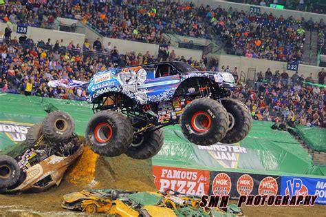 next monster truck show lucas oil crusader at