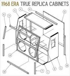 Lifier Cabinet Design by Guitar Speaker Cabinet Blueprints Home Decor
